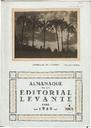 [Issue] Almanaque de la Editorial Levante (La Unión). 1/1928.