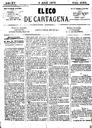 [Issue] Eco de Cartagena, El (Cartagena). 6/4/1875.