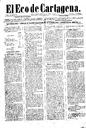 [Issue] Eco de Cartagena, El (Cartagena). 7/10/1887.