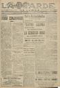 [Issue] Tarde, La (Lorca). 19/2/1931.