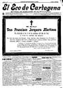 [Issue] Eco de Cartagena, El (Cartagena). 6/12/1912.