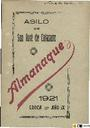 [Issue] Almanaque (Lorca). 1921.