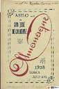 [Issue] Almanaque (Lorca). 1928.
