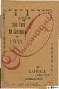 [Issue] Almanaque (Lorca). 1935.