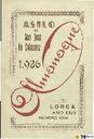 [Issue] Almanaque (Lorca). 1936.
