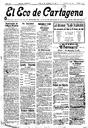 [Issue] Eco de Cartagena, El (Cartagena). 21/9/1925.