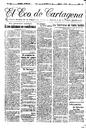 [Issue] Eco de Cartagena, El (Cartagena). 21/12/1931.