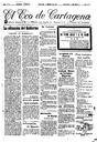 [Issue] Eco de Cartagena, El (Cartagena). 8/2/1933.