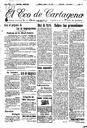 [Issue] Eco de Cartagena, El (Cartagena). 3/3/1933.