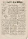 [Issue] Ideal político, El (Murcia). 20/4/1871.