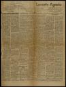 [Issue] Levante Agrario (Murcia). 14/9/1920.