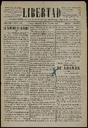 [Issue] Libertad (Cieza). 27/10/1917.